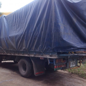 4. รถบรรทุกขนาดใหญ่