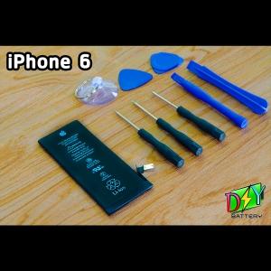 แบตเตอรี่ iPhone 6 (OEM) พร้อมชุดอุปกรณ์เปลี่ยน