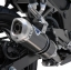 Kawasaki 250-300 Series's Exhaust Full Carbon by Termignoni thumbnail 5