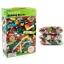 3D051 ตัวต่ออิสระ คละแบบ คละสี 1,000 ชิ้นในกล่องกระดาษสีเขียว thumbnail 1