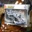 M38-B0352 ของเล่นตัวต่อรถแข่ง F1 Formula Car สีเทาและทีมช่าง thumbnail 1