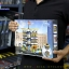 657015 Mini City StreetScape ของเล่นตัวต่อธนาคารสถาบันการเงิน Bank thumbnail 1