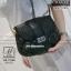 กระเป๋าแฟชั่นนำเข้าดีไซน์หรู สไตล์คุณนู๊... คูณหนู แบรนด์ axixi แท้ 100% ตัวกระเป๋าเกือบทรงกลม วัสดุหนัง pu อย่างดี