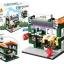 657008 Mini City StreetScape ของเล่นตัวต่อร้านขายผลไม้ Guozenruci Fruit Store thumbnail 1