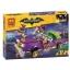 10633 Batman Movie ตัวต่อ Classic Car รถคลาสสิคของโจ๊คเกอร์ thumbnail 1