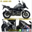 BMW R 1200 GS's Exhaust Full Carbon by Termignoni thumbnail 1