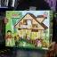 C188-251 บ้านแสนสวย Forest Funland ตัวต่ออิสระชิ้นขนาดใหญ่สำหรับเด็กเล็ก 141 ชิ้น thumbnail 1