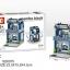 SD6075 Mini Street ของเล่นตัวต่อร้านเครื่องใช้ไฟฟ้า Panasonic thumbnail 1