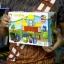 C2804 ตัวต่ออิสระ Baosizhi ชิ้นส่วนขนาดใหญ่สำหรับเด็กเล็ก 39 ชิ้น thumbnail 1