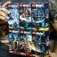 0268-0273 Batman มินิฟิกเกอร์แบทแมนในชุดเกราะแบบต่างๆ เซ็ต 6 กล่อง thumbnail 1