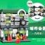 657014 Mini City StreetScape ของเล่นตัวต่อศูนย์ซ่อมรถยนต์ Motor Repair Shop thumbnail 1