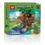 18009 ของเล่นตัวต่อ MineWorld บ้านต้นไม้ Tree House thumbnail 1
