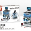 SD6065 Mini Street ของเล่นตัวต่อร้านขายกล้องดิิจิตัล Sony thumbnail 1
