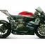 Ducati Panigale 899/1199/1299's Exhaust Titanium/Carbon by Termignoni thumbnail 3