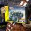 3416 ตัวต่อ King Steerer รถ ATV ลุยทะเลทราย Quad Bike thumbnail 1