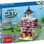 1106 City ตัวต่อ Mini Street View ร้านขายของ Store ในเมืองหลวง thumbnail 1