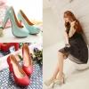 Preorder รองเท้าแฟชั่น สไตล์ เกาหลี 32-43 รหัส 9DA-6342