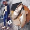 Preorder รองเท้าแฟชั่น สไตล์ เกาหลี 33-43 รหัส 9DA-8056