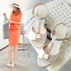 Preorder รองเท้าแฟชั่น สไตล์ เกาหลี 32-48 รหัส 9DA-8539