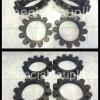 รับผลิตยางยอยตามแบบ (SPIDER NBR SIZE.OD 260X ID 162 X L40 mm.) ขายส่งและปลีก