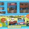 Thomas and friends train playset DIY funny puzzle ส่งฟรี
