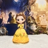 Belle ของแท้ JP - Q Posket Disney - Special Color [โมเดล Disney]