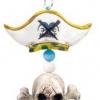 Buggy Key ของแท้ JP แมวทอง (พวงกุญแจวันพีช)