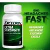 Excedrin Extra Strength (300 เม็ด) ยาแก้ปวดศรีษะไมเกรน ที่ชะงัดหายเร็วที่สุดภายใน 15 นาทีเท่านั้น และ ดีที่สุดเท่าที่เคยทาน แบบพกพา Excedrin Extra Strength migraine ยาแก้ปวดหัวรักษาไมเกรนดีที่สุดในโลก จากอเมริกาดีมากๆค่ะ สะดวก และ ปลอดภัย