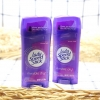 Lady Speed Stick Invisible Dry 24H Protection ผลิตภัณฑ์ ระงับกลิ่นกายใต้วงแขน ช่วยป้องกันกลิ่นเหงื่ออย่างได้ผล ด้วยสูตรที่คุณเลือกใช้ได้ ทั้งหญิงและชาย สามารถป้องกันกลิ่นเหงื่อ และกลิ่นตัวได้ตลอดวัน ไม่ทำให้เกิดคราบติดเสื้อ แม้จะใส่เสื้อสีดำ คุณสมบัติ • น