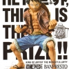 Luffy ของแท้ JP แมวทอง - KOA Banpresto [โมเดลวันพีช]