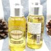 L'Occitane Almond Shower Oil 75 ml. ผลิตภัณฑ์อาบน้ำและเจลอาบน้ำที่ให้ความรู้สึกชุ่มชื่นของเรา ช่วยทำความสะอาดผิวทุกสภาพด้วยส่วนผสมจากธรรมชาติ และน้ำมันหอมระเหย ผ่อนคลายทุกสัมผัส รื่นรมย์กับการอาบน้ำอย่างไม่เคยเป็นมาก่อน! พร้อมรับการบำรุงอย่างเต็มประส
