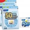 Fancl Good Choice M 50+ ฟังเคลอาหารเสริมวิตามิน สำหรับผู้ชายอายุ50+ ด้วยวัย 50 จึงต้องการรับการดูแลสุขภาพและผิวพรรณเป็นพิเศษ ฟังเคลได้คัดสรรวิตามินดูแลสุขภาพและโภชนาการ ที่ดีที่สุด ที่จำเป็นต่อร่างกาย สมอง สายตา ผิวพรรณ และ อารมณ์ ใน1วัน รวมอยู่ใน แพคขนาด