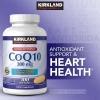 Kirkland CoQ10 300 mg (100 เม็ด) ต้านอนุมูลอิสระ ช่วยเสริมการทำงานของหัวใจ เพิ่มพลังงานแก่ร่างกาย เสริมสร้างภูมิคุ้มกัน ช่วยรักษาโรคเหงือก ชะลอความผิดปกติและการดำเนินของโรคพาร์กินสันได้