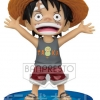 Luffy Kid ของแท้ JP แมวทอง - WCF Banpresto [โมเดลวันพีช]