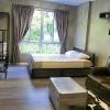 For Rent :ให้เช่า ดีคอนโด แคมปัส รีสอร์ท บางนา, ( Dcondo Campus Resort Bangna ) ,**ห้องใหม่**