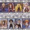 One Piece Vol.0 Set WCF ของแท้ JP แมวทอง - WCF Banpresto [โมเดลวันพีช] (8 ตัว)