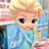 Elsa ของแท้ JP - Q Posket Disney - Pastel Color [โมเดล Disney]