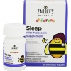 Zarbee's, Children's, Sleep with Melatonin Supplement Natural Grape 30 Chewable Tablets เมลาโทนินสูตรพิเศษสำหรับเด็ก เพื่อช่วยในการนอนหลับ สำหรับเด็กที่หลับไม่ลึก ไม่สนิท ตื่น สะดุ้งระหว่างคืน หรือ ไปเมืองนอกกลับมา เวลาเปลี่ยน หรือที่เรียกว่า JE