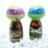 Body Wash Disney Cartoons สบู่อาบน้ำลายการ์ตูน สูตรสำหรับเด็ก หรือ ผิวที่แพ้ง่าย ไม่ระคายเคืองตา ไม่มีสารก่อภูมิแพ้ มีกลิ่นหอม ขายเปนคู่นะคะ -Ninja Turtles เต่าเหลือง กะ แดง -Ninja Turtles เต่าม่วง กะ น้ำเงิน
