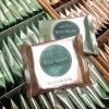 Eco soap shiseido only japan -สีทอง Eco soap ใช้ทำความสะอาดหน้า 10g. -สีเขียว Amenity eco soap ใช้ทำความสะอาดตัว 18g. สบู่สุดฮิตที่กำลังโด่งดังขายดีสุดๆ สำหรับผู้ที่หน้าดำหมองคล้ำ เป็นสิว มีรอยแผลจากสิว หรือ เป็นผดผื่น สบู่ตัวนี้ฟองเยอะมาก อ่อนโยนต่อผิว แ