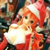 Nami Santa ของแท้ JP แมวทอง - Banpresto Glitter&Glamours [โมเดลวันพีช]
