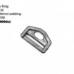 """Pentagon Ring 1.2"""""""