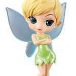 Tinkerbell ของแท้ JP - Q Posket Disney - Pastel Color [โมเดล Disney]