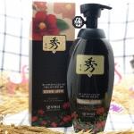 Daeng Gi Meo Ri Dlae Soo Hair Loss Care Shampoo 400 ml. แดงกึมอริ ดาแล ซู แฮร์ ลอส แคร์ แชมพู พรีเมื่ยมแชมพูสำหรับผู้ที่มีปัญหาผมขาดหลุดร่วงจากประเทศเกาหลี ด้วยส่วนผสมสมุนไพรล้ำค่ากว่า 20 ชนิด เข้มข้นสูงสุด 33% ประสิทธิภาพสูงสุดด้วยกรรมวิธีการคัดสรรและหมั