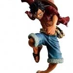 Luffy ของแท้ JP แมวทอง - Ichiban Kuji Banpresto [โมเดลวันพีช] (Rare)