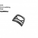 "D Ring 1"""