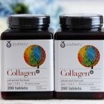 คอลลาเจน youtheory™ Collagen Advanced Formula ขนาดบรรจจุ 290 เม็ด type1,2&3คอลลาเจนขายดีที่สุดอันดับ1ในUSA collagen ผิวขาว กระจ่างใส ช่วยลดริ้วรอย ใช้แล้วหน้าเด้ง เต่งตึง ผิวสวยใส ดูเด็กตลอดเวลาส่งตรงจากอเมริกา และกำลังได้รับความนิยมสูงสุด