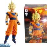 Goku Super Saiyan 2 ของแท้ JP แมวทอง - Scultures Banpresto [โมเดลดราก้อนบอล]