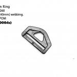 """Pentagon Ring 1.5"""""""