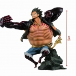 Luffy Gear 4 Ver. Special Color ของแท้ JP - Scultures Banpresto [โมเดลวันพีช]